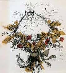 ronald searle cats - Google Search