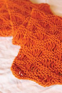 This easy lace scarf is worked back and forth, with the intrigue coming from an easy-to-memorize pattern of multiple yarn overs. Lace Knitting, Knitting Patterns Free, Knit Patterns, Free Pattern, Crochet Needles, Knit Crochet, Lace Scarf, Yarn Over, Knitting Accessories