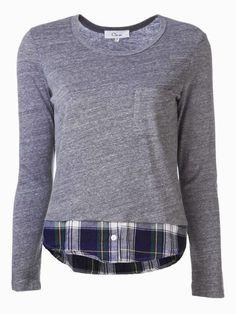 MUNDO DA ARTE: Aproveitando roupas usadas e transformando em uma nova!