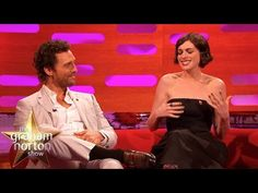 Anne Hathaway Will Not Shut Up About Magic Mike – The Graham Norton Show - YouTube