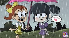 Luan and Maggie's Childhood by TheFreshKnight