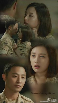 Descendants of the sun Eps 9