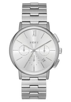 DKNY WILLOUGHBY - Zegarek - silver-coloured za 929 zł (05.04.17) zamów bezpłatnie na Zalando.pl.