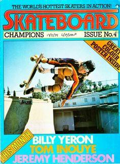 Billy Yeron - Dogtown Legend.
