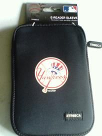 Tribeca NY Yankees Team Logo E-Reader Sleeve New Free Shipping