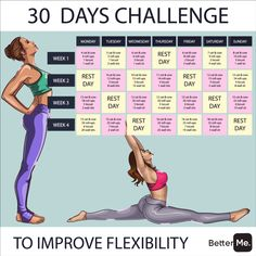 The yoga workout that helps you to become flexible and slim is right below! You need 30 days to see visible results! Try and enjoy! A perfect body is not the only dream but reality! Yoga Training, Training Plan, Training Videos, Training Quotes, Strength Training, Pilates Video, Yoga For Weight Loss, Weight Loss Plans, Personal Training Courses