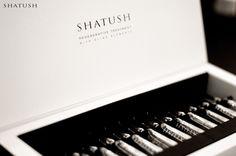 #Shatush #phials #regenerative #treatment  shatushproducts.com