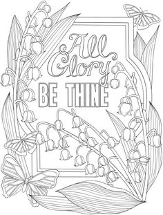 Dover Publications: Creative Haven Favorite Hymns Coloring Book Quote Coloring Pages, Mandala Coloring Pages, Animal Coloring Pages, Colouring Pages, Detailed Coloring Pages, Free Adult Coloring Pages, Creative Haven Coloring Books, Bible Doodling, Doodle Coloring