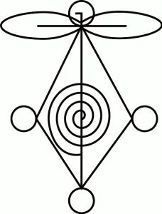 How to Activate the FR Symbol ?  Chant its name thrice or draw or visualize it on the Reiki Box or the person you are sending healing to. Fusion works very quickly compared to other symbols because of mixed energies and people connect easily with this symbol.  There is no correct way of drawing the symbol. Any stroke can be drawn first (let your intuition guide you!).  The Fusion has a consciousness of its own and can also be used for healing, meditation etc.