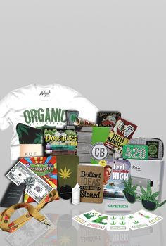 CANNABOX | EXCLUSIVE 420 SUBSCRIPTION BOX
