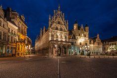 Mechelen, Belgium by Bert Beckers on 500px
