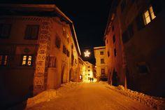 Ardez, Graubünden, Schweiz