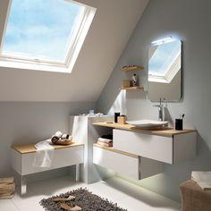 duo le meuble de salle de bain modulable meuble salle de bain les - Meubles Salle De Bains Delpha Unique Ice 120 Soldee