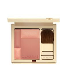 """Blush Prodige in """"Rose Wood"""" is perfect for subtle sun-kissed cheeks on Clarinsusa.com"""