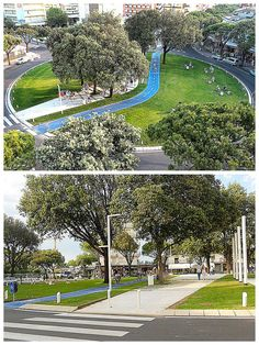 Piazza Nember, Comune di Jesolo, Italy. Click image for link to full profile and visit the slowottawa.ca boards >> https://www.pinterest.com/slowottawa/