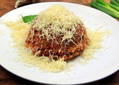 Domácí rizoto recept - TopRecepty.cz Spaghetti, Ethnic Recipes, Food, Essen, Meals, Yemek, Noodle, Eten