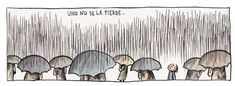One of the best pleasures in life! Walking In The Rain, Singing In The Rain, Billie Holiday, Humor Grafico, Good Notes, Calvin And Hobbes, Life Is An Adventure, Manga, Me Me Me Anime