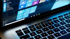 How to get Windows 10 on your Mac – The Verge Windows 10, Smartwatch, Computer Science, Computer Keyboard, Software, Macbook Air, Kingston, Microsoft, Camping
