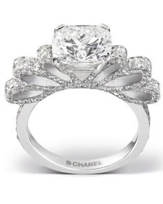 Wedding ring by CHANEL
