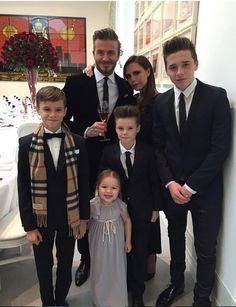 Victoria Beckham celebra os 16 anos de casamento com David Beckham (Foto: Reprodução/Instagram)