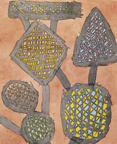 Paul Klee - 'Weapon Tree'