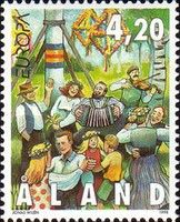 [EUROPA Stamps - Festivals and National Celebrations, tipo EE]