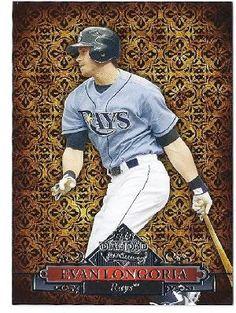 """Free Ship""   Evan Longoria  2011 Topps Diamond Anniversary,  Tampa Bay Rays"