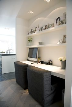 Kabaz home office, workspace