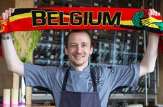 Where to watch the World Cup in Seattle? At ART Restaurant of  course! Chef Jelle has delicious Brazilian street food, all-you-can-eat cheese from around the world, specialty cocktails and an over-the-top ice cream sundae for football fans just like him!