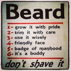 GroomedByMichelleHarvey I Love Beards, Awesome Beards, Beard Love, Beard No Mustache, Moustache, Beard Rules, Beard Tips, Beard Humor, Beard Gang