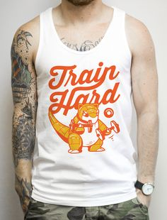 Sandshrew is here to help you get swole. Keep lifting and get in shape!Digitally printed on American Apparel's 100% ring-spun cotton tank top. Classic fit. Soft