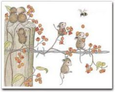 """""""8 Blank Cards/8 Envs"""", Stock #: N8809B, from House-Mouse Designs®. This item was recently purchased off from our web site, www.house-mouse.com. Click on the image to see more information."""
