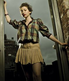 Regina Spector, simply perfect.