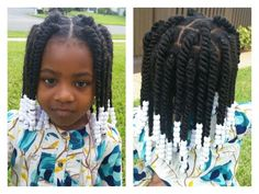 Protective hair style If you liked this pin, click now for . Protective hair s Little Girls Ponytail Hairstyles, Little Girl Ponytails, Cute Ponytails, Girls Natural Hairstyles, Natural Hairstyles For Kids, Kids Braided Hairstyles, Protective Hairstyles, Toddler Hairstyles, Amazing Hairstyles