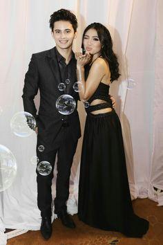 Jadine: James Reid and Nadine Lustre Beautiful Boys, Beautiful People, Daniel Padilla, Prettiest Actresses, James Reid, Bride Poses, Nadine Lustre, Celebs, Celebrities
