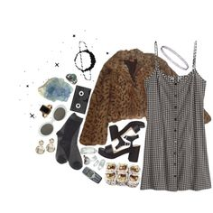 """General Education - froth"" by hippierose on Polyvore"