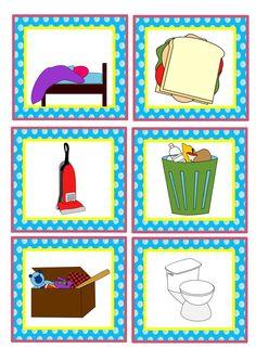 Házimunka-kártyák_Oldal_1 Book Activities, Kids And Parenting, Stencils, Lily, Templates, Frame, Books, Pregnancy, Picture Frame