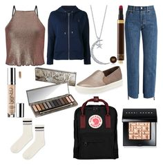 """""""Untitled #11"""" by crazy-wiltedlily on Polyvore featuring Miss Selfridge, Vetements, Polo Ralph Lauren, Vince, Urban Decay, Bobbi Brown Cosmetics, Tom Ford, Fjällräven and Topshop"""