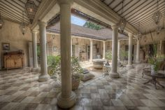 The Shaba - Function House - Patio