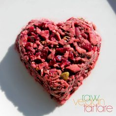 Raw Vegan Portobello and Beet Tartare – Quiche-a-Week