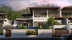 Villa Type A: Baan Similan Floor Plans