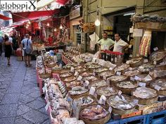 mercato della Vucciria