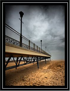 Skegness Pier, Lincolnshire