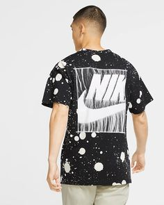 Nike Sportswear, Mens Tops, T Shirt, Fashion, Moda, Tee Shirt, Fashion Styles, Fashion Illustrations, Tee