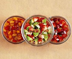 Sweet isn't the only way to enjoy strawberries.  Break the mold with this savory salsa!