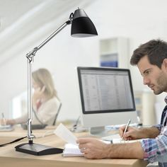 Eye-Friendly Desk Lamps for Office Under $40