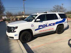 Fredricksburg Police Department Chevy Tahoe (Texas)