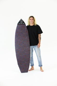 Joe stoked with the Jean surfboard cover Surfboard Covers, Surf Trip, Joes Jeans, Surfing, Collection, Style, Swag, Surf, Surfs Up