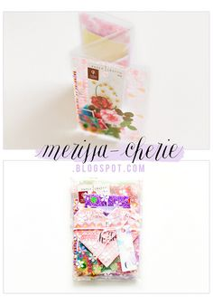 Merissa to Celine for the Happy Mail Project by Merissa Revestir