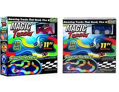 crazy cat family - Magic Tracks Mega Set With LED 1 Red & 1 Rlue car, As Seen on TV 11ft Track Set (Set of 2 ) * Be sure to check out this awesome product. (This is an affiliate link) #CrazyCats